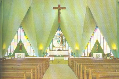 Altar mor da Igreja st ant Polana